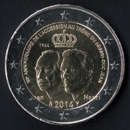 2 euro Luxembourg 2014